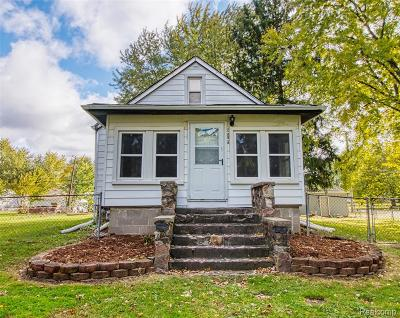 Taylor Single Family Home For Sale: 9529 Glenis St