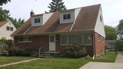 Trenton Single Family Home For Sale: 2411 Westfield Rd
