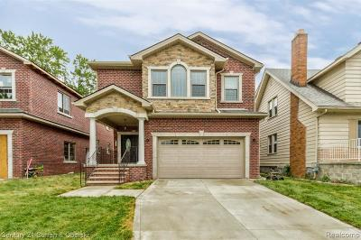 Dearborn Single Family Home For Sale: 7516 Horger