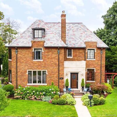 Trenton Single Family Home For Sale: 2470 Riverside Dr