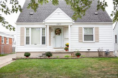 Southgate Single Family Home For Sale: 13651 Walnut St