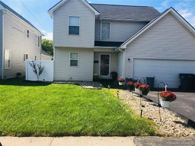 Pontiac Single Family Home For Sale: 208 Russell St