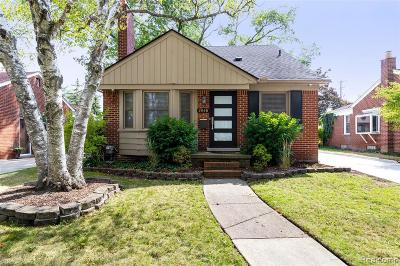 Birmingham Single Family Home For Sale: 2046 Bradford Rd