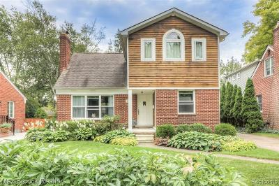 Birmingham Single Family Home For Sale: 2526 Windemere Rd