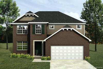 Canton Single Family Home For Sale: 50552 Bailey's Lndg