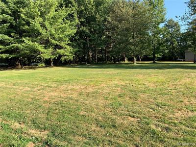 Brown City MI Residential Lots & Land For Sale: $22,900