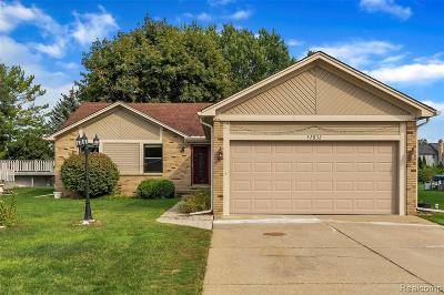 Chesterfield Single Family Home For Sale: 52832 D W Seaton Dr