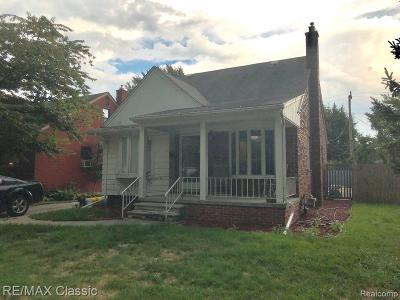 Southgate Single Family Home For Sale: 13157 Brest St