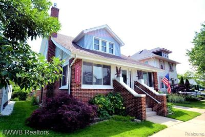 Dearborn Single Family Home For Sale: 21725 Audrey St