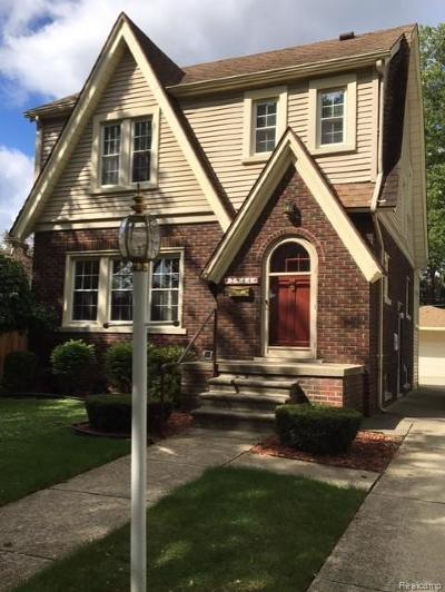 Trenton Single Family Home For Sale: 2944 Rosewood St