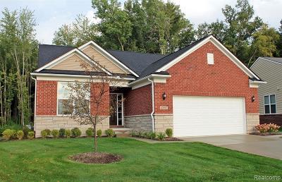 Canton Condo/Townhouse For Sale: 49867 Alden