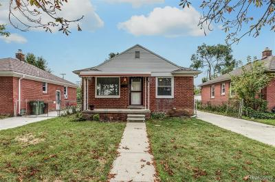 Southgate Single Family Home For Sale: 12823 Plum St