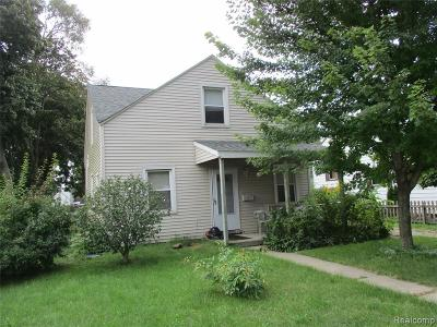 Belleville Single Family Home For Sale: 129 South St