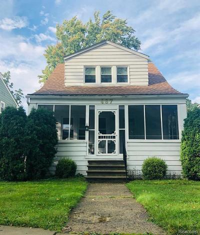 Birmingham Single Family Home For Sale: 487 Smith Ave N