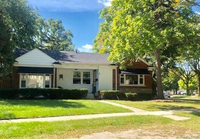 Birmingham Single Family Home For Sale: 1616 Croft Rd