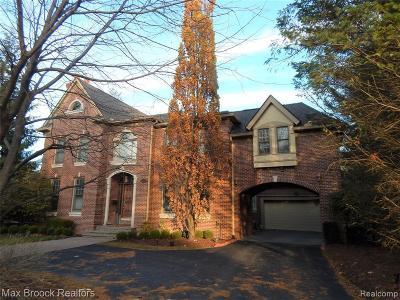 Birmingham Single Family Home For Sale: 1222 Fairfax St