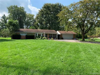 Bruce MI Single Family Home For Sale: $224,900