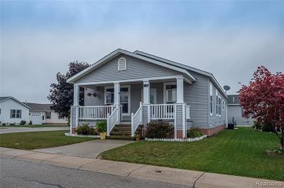 Kimball MI Single Family Home For Sale: $74,900