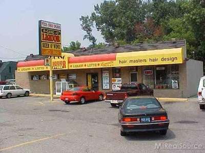 Clinton Township Commercial/Industrial For Sale: 37180 Utica
