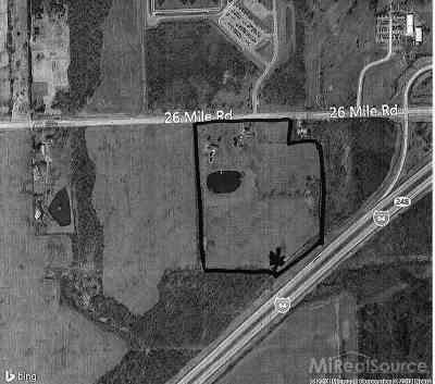 Residential Lots & Land For Sale: 34660 26 Mile Rd