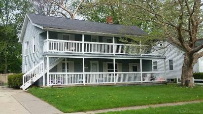 Saint Clair Single Family Home For Sale: 515 N Fifth St