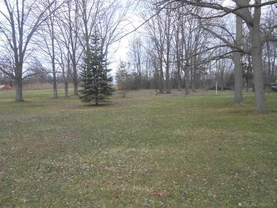 Marine City Residential Lots & Land For Sale: Vacant West Blvd