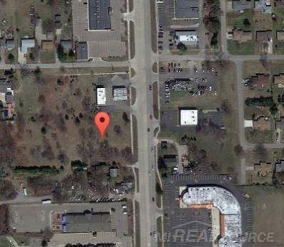 Shelby Twp Residential Lots & Land For Sale: 51921 Van Dyke