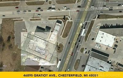 Commercial Lease For Lease: 46895 Gratiot
