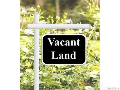 Armada, Armada Twp Residential Lots & Land For Sale: 73160 Castle Court, Parcel# F