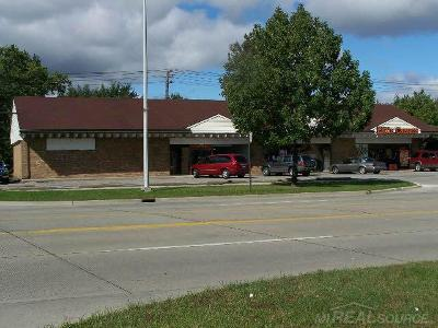 Commercial Lease For Lease: 27317 Harper