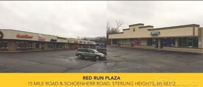 Commercial Lease For Lease: 34843-34863 Schoenherr
