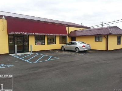 Richmond Commercial/Industrial For Sale: 67530 Main Street