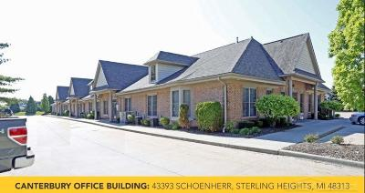 Commercial Lease For Lease: 43393 Schoenherr