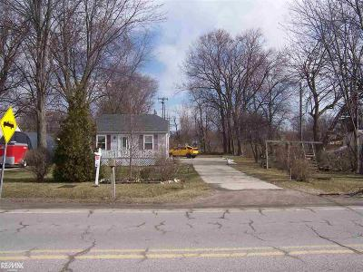 Harrison Twp Commercial/Industrial For Sale: 27217 Crocker