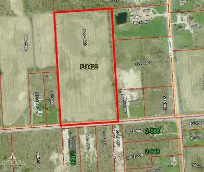 Casco Residential Lots & Land For Sale: Marine City Hwy