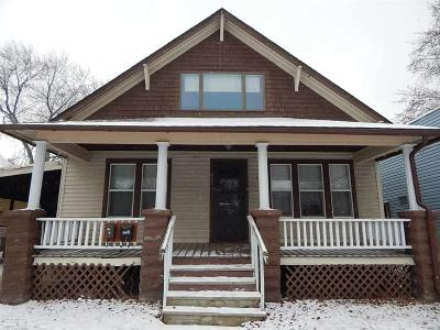 St. Clair Multi Family Home For Sale: 821 Stone Street
