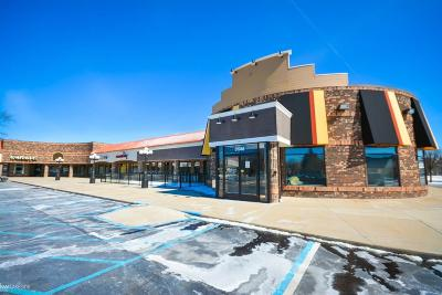 Shelby Twp Commercial Lease For Lease: 51748 Van Dyke Ave