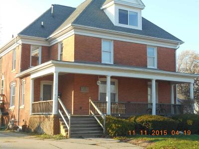St. Clair Multi Family Home For Sale: 810 S 8th