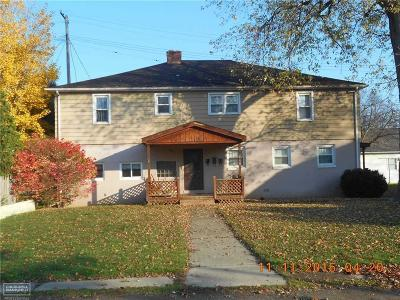 St. Clair Multi Family Home For Sale: 809 S 9th