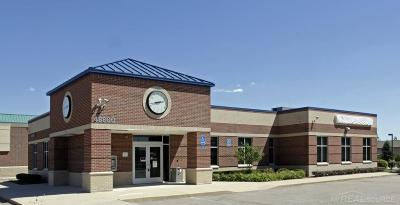 Macomb Twp Commercial Lease For Lease: 48800 Romeo Plank