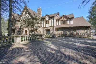 Single Family Home For Sale: 1540 Mill Race