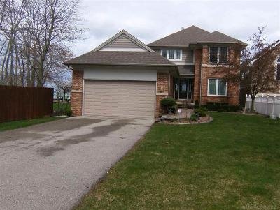 St. Clair Single Family Home For Sale: 6540 Lakeshore