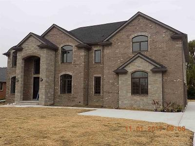 Troy Single Family Home For Sale: 4205 Crooks