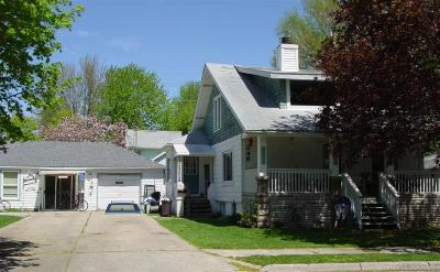 Marine City MI Single Family Home For Sale: $119,900