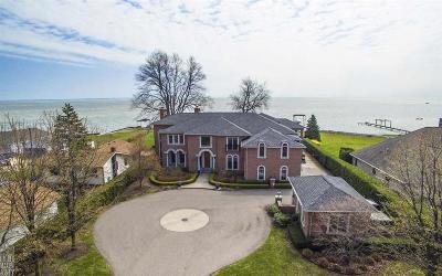 Saint Clair Shores Single Family Home For Sale: 28830 Jefferson Ave
