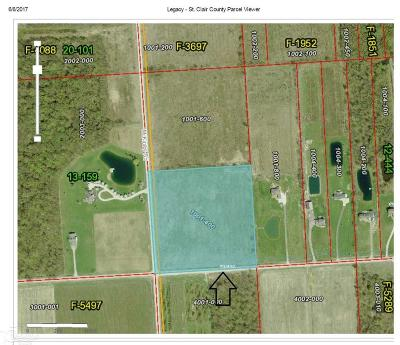 Residential Lots & Land For Sale: Mc Kinley