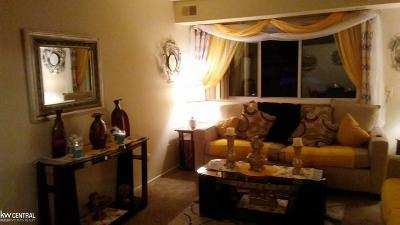 Clinton Township Condo/Townhouse For Sale: 17124 Clinton River