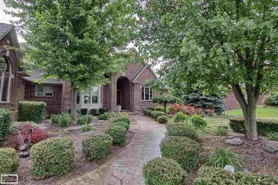 Bruce Single Family Home For Sale: 69332 Fisher Road