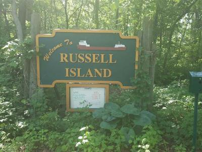Russell Island Single Family Home For Sale: 123 Walpole