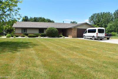 Bruce Single Family Home For Sale: 74957 Judges Ct